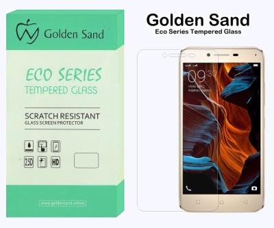 Golden Sand Eco Series Lenovo K5 Tempered Glass for Lenovo Vibe K5 Plus