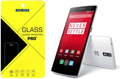 Admire TEMP-08 Tempered Glass for Oneplus One
