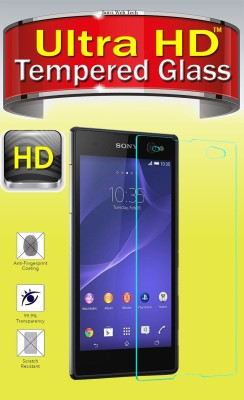 Ultra HD Sony Xperia C3 Tempered Glass for Sony Xperia C3