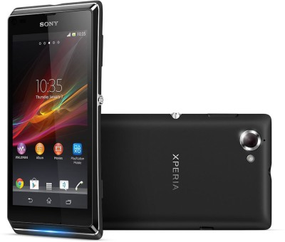 Diverts VV-47 Tempered Glass for Sony Xperia L