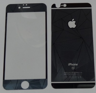 Accessories Hub AP 2009 Tempered Glass for Apple I Phone 6/6s 3D Colour Tempered Glass