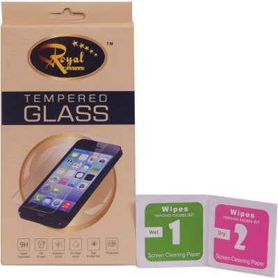 Royal Mobisol Tempered Glass Guard for Panasonic P55
