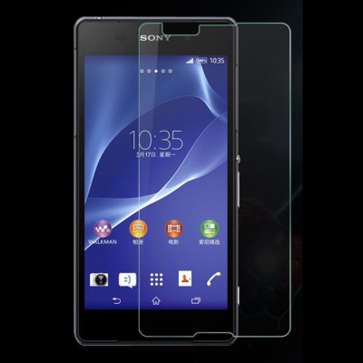 Saral Tempered Glass Guard for Sony Xperia E4