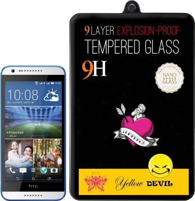 Ample Wings HTC Desire 816 Tempered Glass for Desire 816