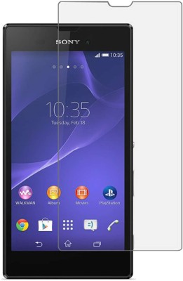 Digicube TG-112 Premium Quality Ultra Clear Tempered Glass for Sony Xperia T3