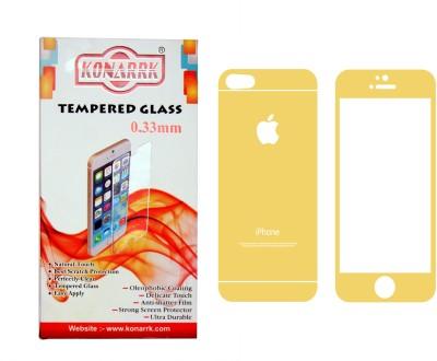 Konarrk O8_15-10 Tempered Glass for Apple iPhone 5