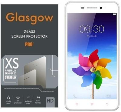 Glasgow XE 10 Precise Cut Tempered Glass for Lenovo S60