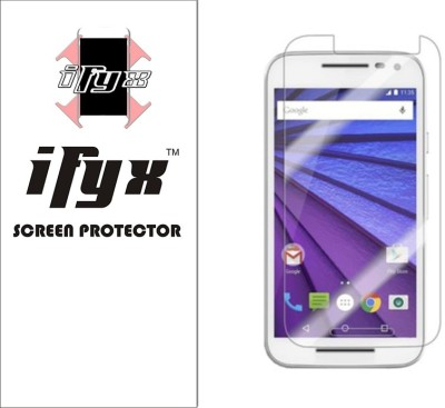 iFyx MG-Turbo-2.5D-Curve Tempered Glass for Moto G Turbo