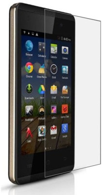 JED JTG-U-0056 Tempered Glass Oleophobic Coated Screen Guard for Micromax Canvas Fire A093