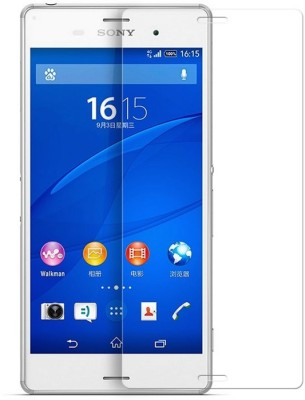 Bullet Proof 9h Hard 0.33mm Thickness 43 Tempered Glass for Sony Xperia C3 Dual