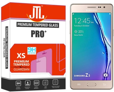 JTL HD Ultra Clear Tempered Glass 121 Tempered Glass for Samsung Z3