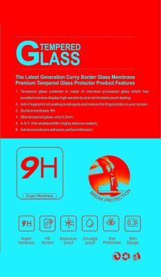 AmzaTech Hit Care Charlie TP405 Tempered Glass for Motorola Moto E 1st Gen