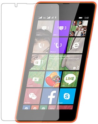 WHAAT A DEAL Microsoft Tempered Glass for Microsoft Lumia 520