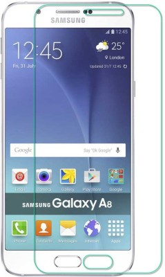 Stubborn Tempered Glass Guard for Samsung Galaxy A8