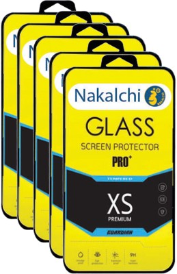 Nakalchi NCTEMPGIP5P5 Tempered Glass for Apple Iphone 5, Apple Iphone 5s