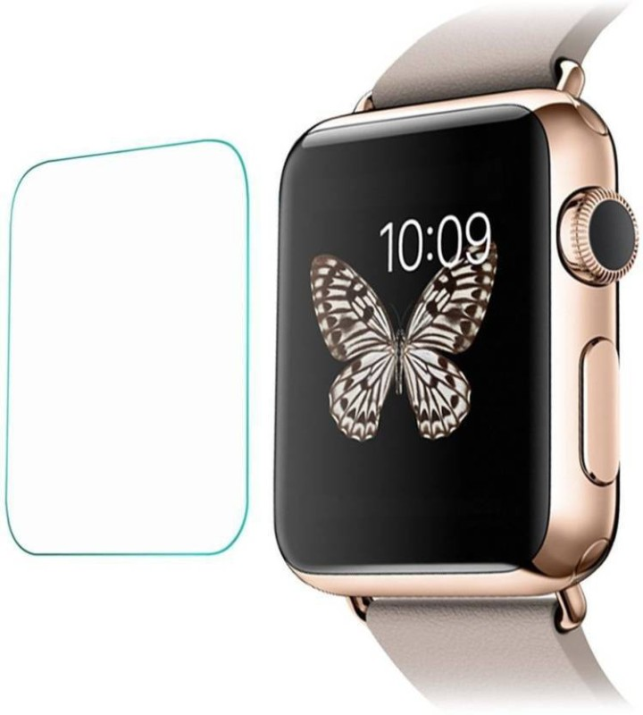 AJHO Tempered Glass Guard for APPLE IPHONE WATCH (0.38mm)