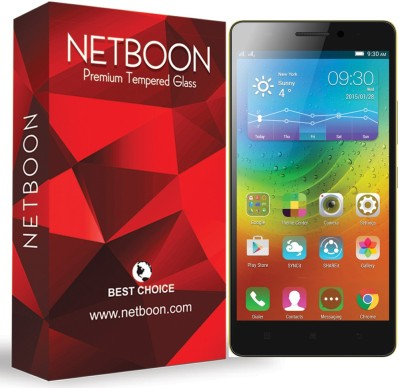 NETBOON Curve Edge Tempered Glass for Lenovo K3 Note, Lenovo A7000 Plus, Lenovo A7000 Turbo, K3 Note Music, Lenovo A7000