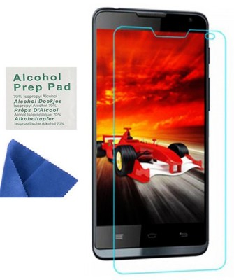 VIMI Power Hd Tempered Glass for Intex Aqua Power Hd