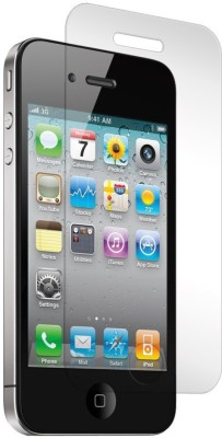 SKYSCRAPERS Tempered Glass Guard for APPLE IPHONE 4 FRONT AND BACK