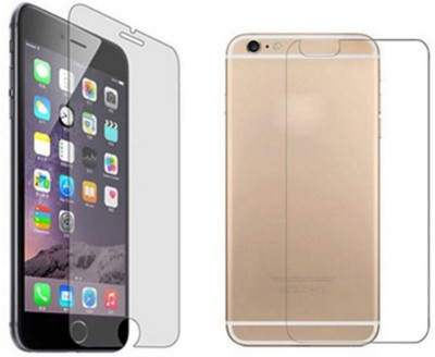 Mocell 2 in 1 Front and Back Tempered Glass for Apple iPhone 6