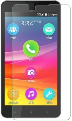 Gulivers GliGlaxx105 Tempered Glass for Micromax Canvas Spark 2 Q334