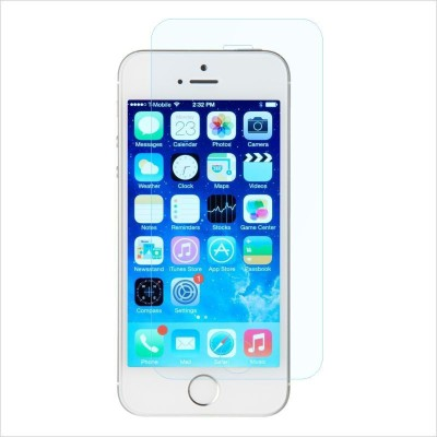Stallion Hub Tempered Glass Guard for Apple I Phone 5S