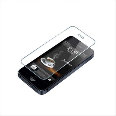B R Creation Tempered Glass Guard for Apple iPhone 4S