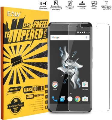 E LV Tempered Glass Guard for OnePlus X
