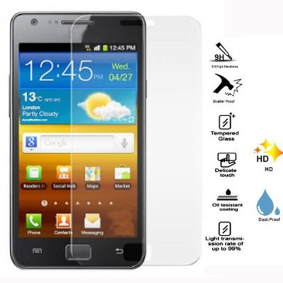Crook Power HD-223 Tempered Glass for Samsung Galaxy S2 I9100