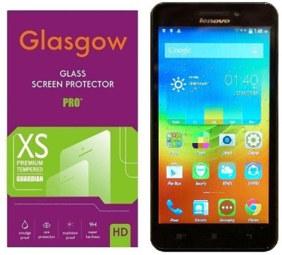 Glasgow XD 30 Ultra Thin Tempered Glass for Lenovo A5000