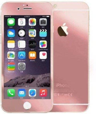 Mob Covers Rose Gold Tempered Glass for Apple iPhone 6s, Apple iPhone 6