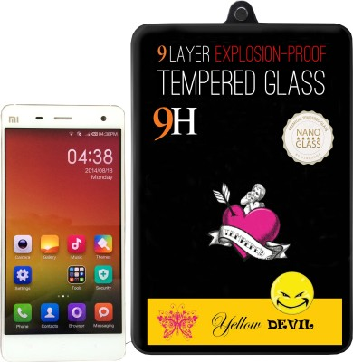 Ample Wings Xiaomi Mi 4i Tempered Glass for Mi 4i