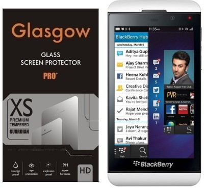 Glasgow DH Kristal Clear BB Z10 Tempered Glass for BlackBerry Z10