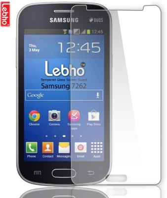 Lebho LB7262 Tempered Glass for Samsung Galaxy Star Pro 7262