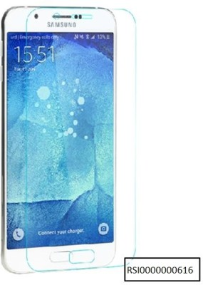 RSI 0000000616 Tempered Glass for Samsung Galaxy A8