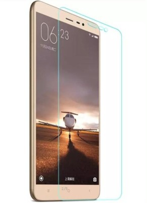 BigZee BZ-11 Curved-Edge Tempered Glass for Xiaomi RedMi Note 3