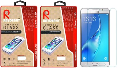 Raydenhy Premium Screen Guard Tempered Glass for Samsung Galaxy J7 2016