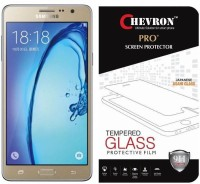 Chevron Tempered Glass Guard for Samsung Galaxy On7 best price on Flipkart @ Rs. 299