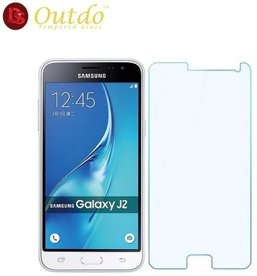 Outdo Crystal Clear Tempered Glass for Samsung Galaxy J2