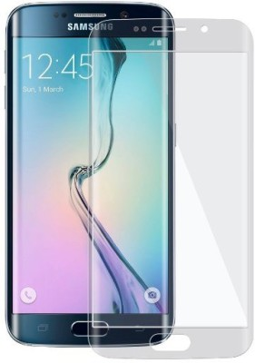 LOOPEE full COVER-A-7 Tempered Glass for Samsung Galaxy S6 Edge