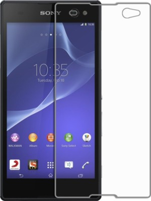 SI-Spower Ultra SI-TG-XPERIA_C3 Tempered Glass for SONY XPERIA C3