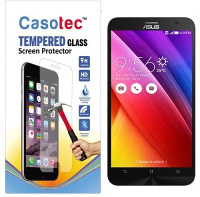 Casotec 2610689 Tempered Glass for Asus Zenfone 2 ZE550ML