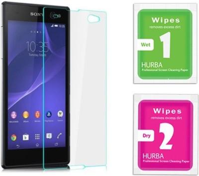 Hurba SNC Tempered Glass for Sony Xperia C