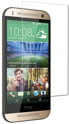 Buynow Tempered Glass Guard for HTC One E8 Dual Sim