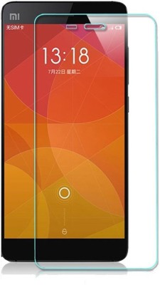 Khatu Scratch Proof Tempered Glass for Xiaomi redmi mi4i