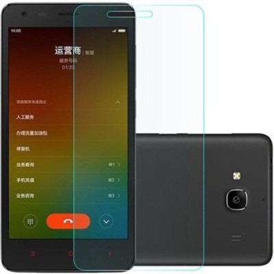 Sun Mobisys Redmi_2_Glass_Clr Tempered Glass for Xiaomi Redmi 2