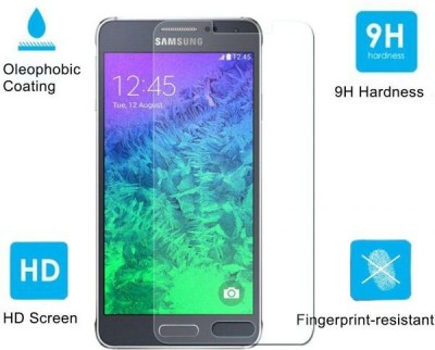 Caidea Bright HD-27 Tempered Glass for Samsung Galaxy Alpha Sm G850