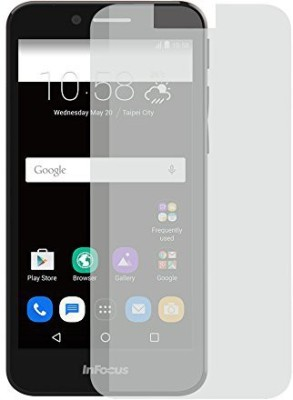 Best Buy TG25 Genuine 9H Hardness Curve Edge Tempered Glass for Infocus M260
