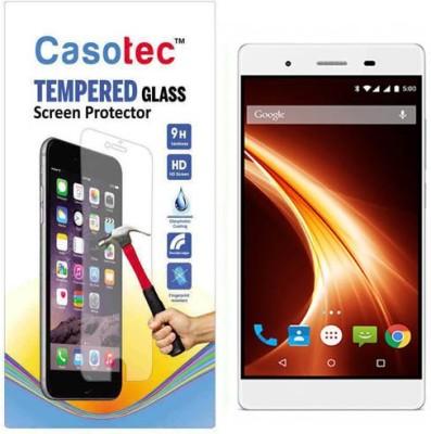 Casotec 2610954 Tempered Glass for Lava Iris X10