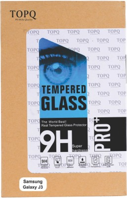 TOP Q TQSGJ3 H+PRO Anti-Explosion Tempered Glass for Samsung Galaxy J3